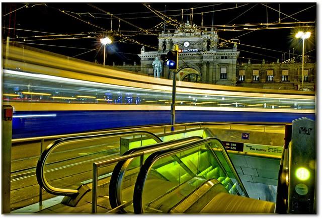 Zurich City Lights 21