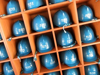 Hard hats | by James Cridland