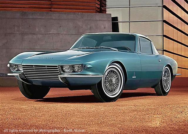... pininfarina corvette