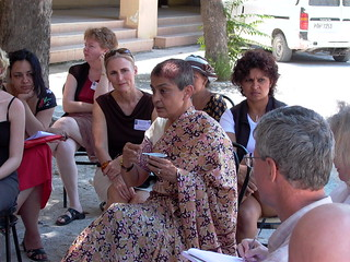 Gayatri Chakravorty Spivak - The First International Conference on New Directions in the Humanities, 2003