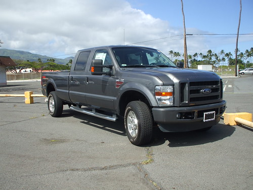 2010 Ford F-350 Super Duty | by CC-BY-CarImages