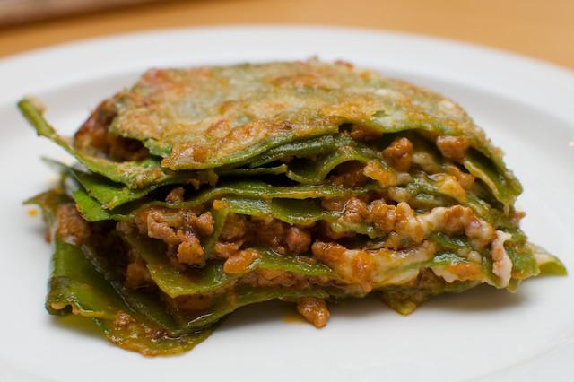 Image result for Lasagne Verdi al Forno