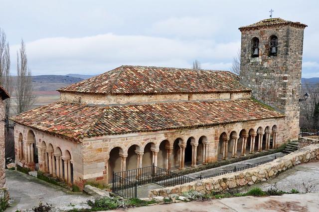 76 - Iglesia El Salvador - Carabias (Sigüenza - Guadalajara) - Spain