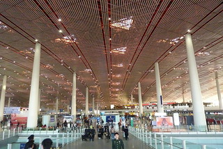 Beijing Airport | by simone.brunozzi