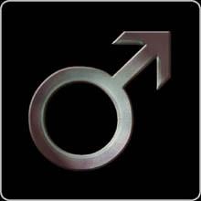 symbol-male