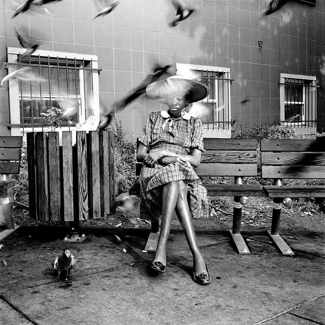 Margie & The Pigeons, 2nd & 'D' Homeless Shelter, Washington, DC