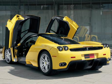 Ferrari Enzo By Novitec Vincent Dubois Flickr