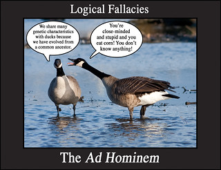 Logical Fallacies 1 | by Mark Klotz