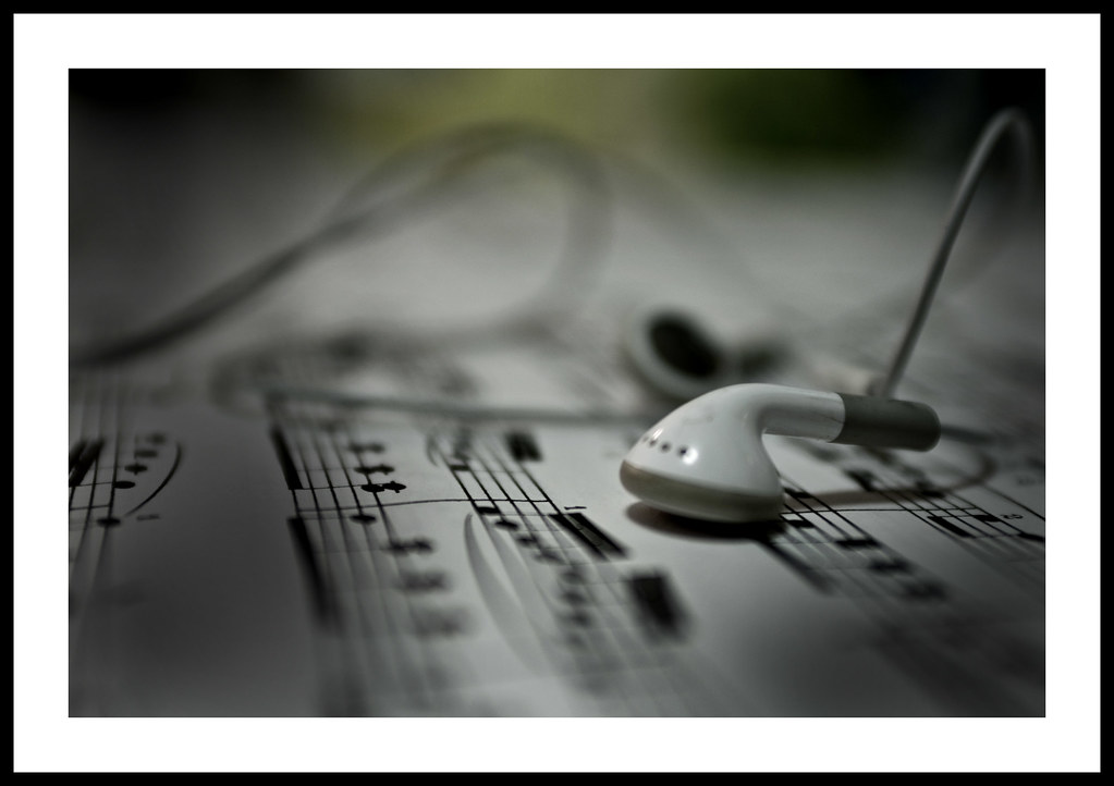 My Music- Sounds cool! WEEK17 | flickonce | Flickr