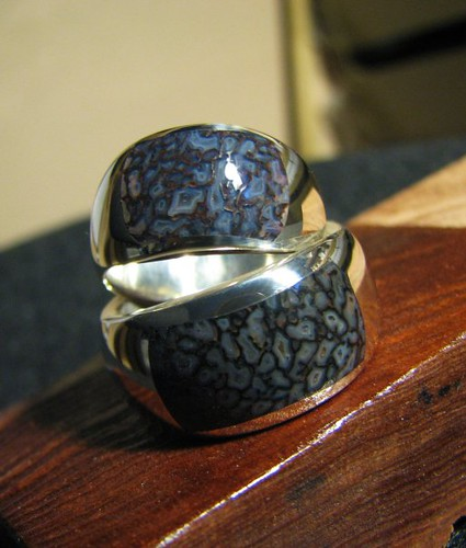 Couple\u0026#39;s Custom Gembone Ring Set | My friend John ...