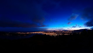 Dunedin at night | by Tomas Sobek