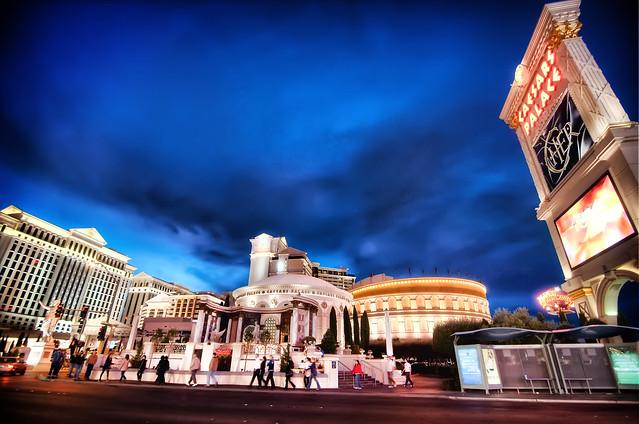 Ceasar's Palace in Las Vegas