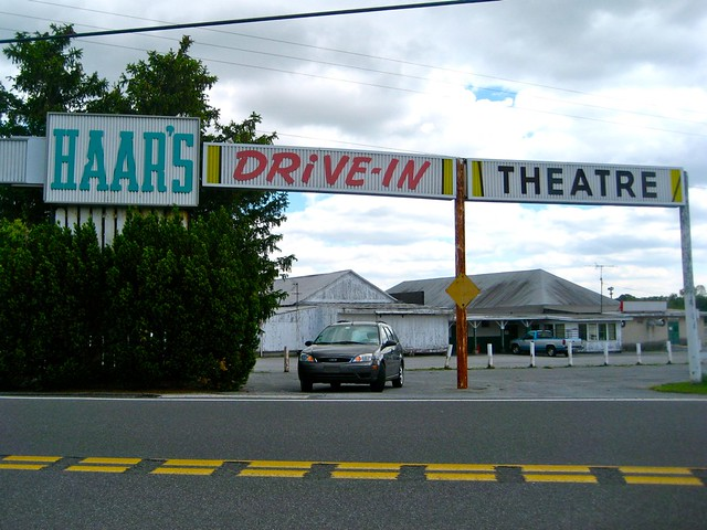 haars drive in summer schedule