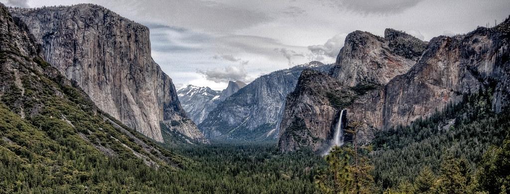 Yosemite by davd_fm
