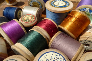 sewing thread | by chrisbulle