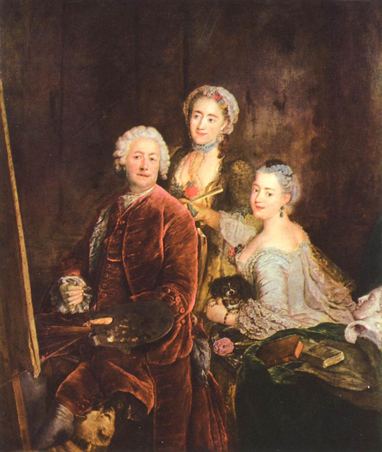 Antoine Pesne - Berlin, Gemäldegalerie