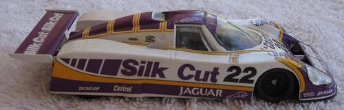 1988 Jaguar XJR-9 right | 1988 Jaguar XJR-9M #22 Team ...