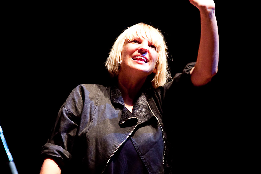 Sia @ Palace 10/12/09 | Taken at Sia's Palace Theatre show i… | Flickr