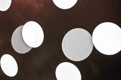 Dots - Dante-coffee - Dawn; the 3D effect