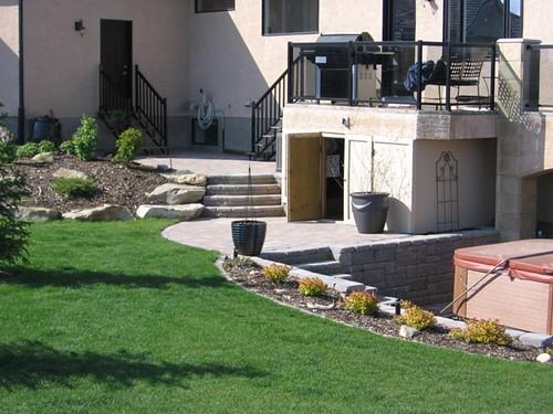 Frontyard Landscape Design