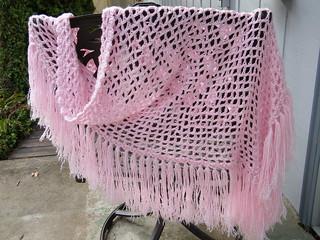 Project #3 shawl