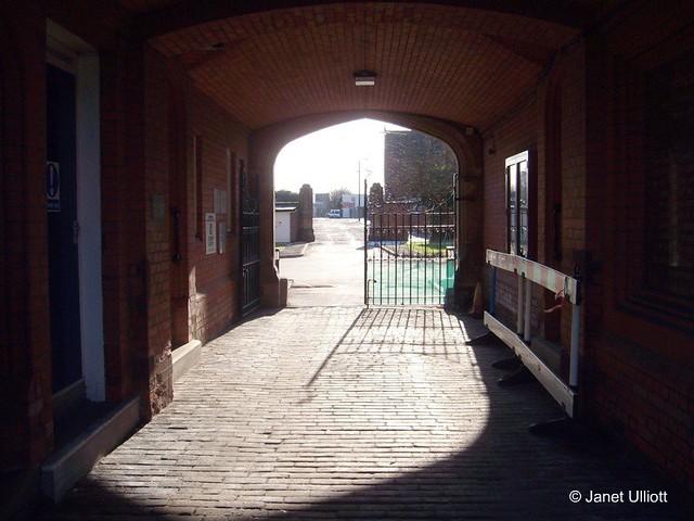 Northumberland Court Archway