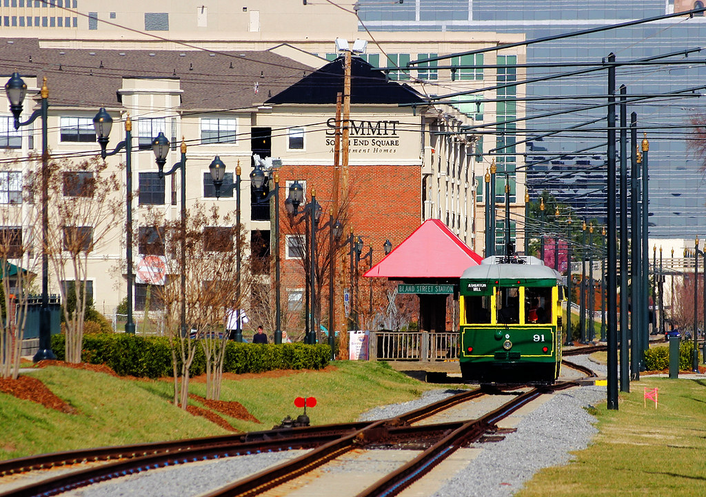 N.C.'s CATS looking to add mobile ticketing for light rail ...