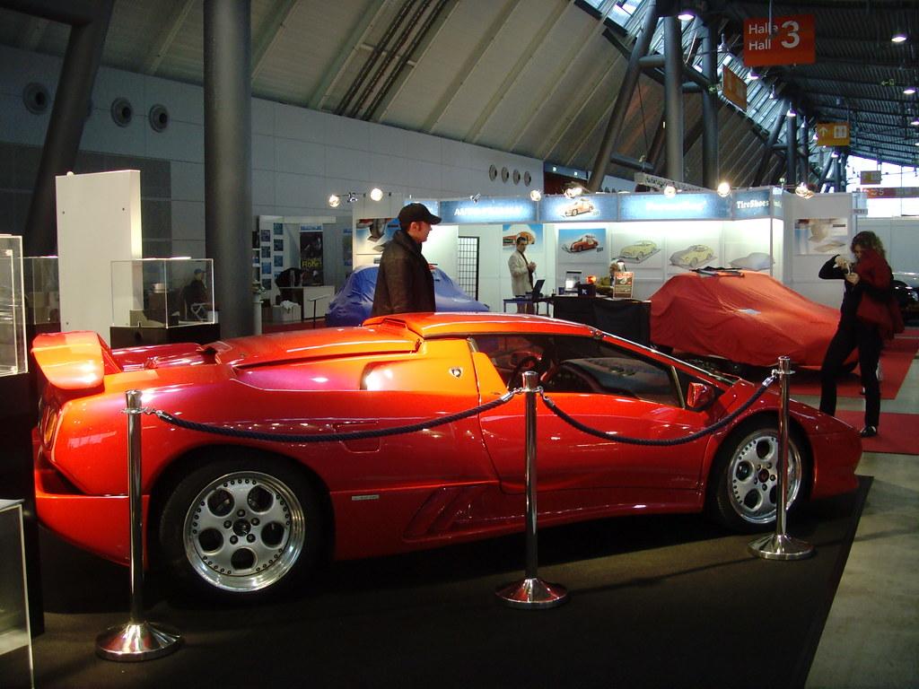 Retro Classics Stuttgart 2010 Lamborghini Diablo Flickr