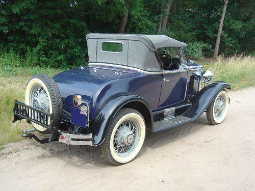 Chevrolet Sport Roadster 1930 Car And Classic Co Uk Flickr