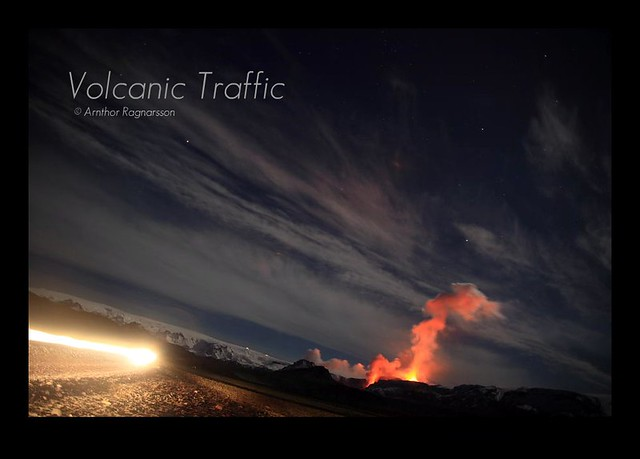 Eruption traffic