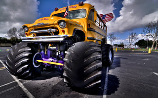 The Kool Bus | by Matt Granz Photography