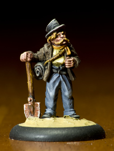 Artizan Frontier Characters 28mm AWW004