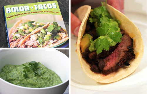 lamb tacos with salsa verde