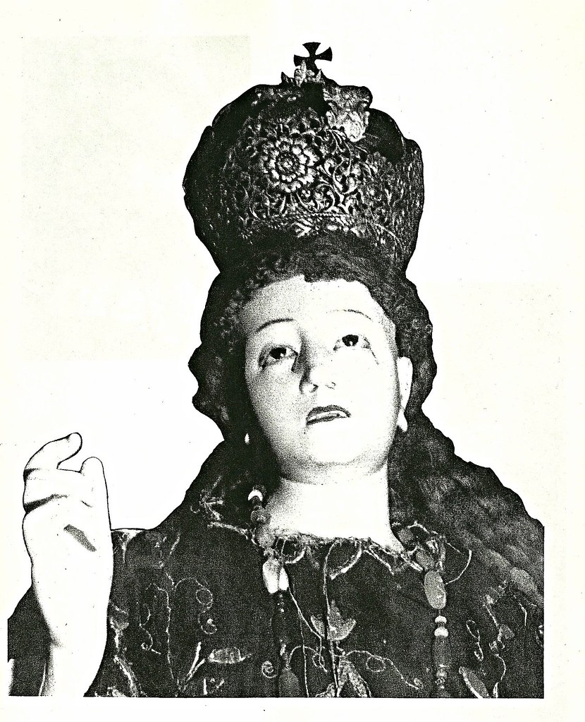 730d19ab3cd3a Ivory Sta. Maria Magdalena of Guimbal