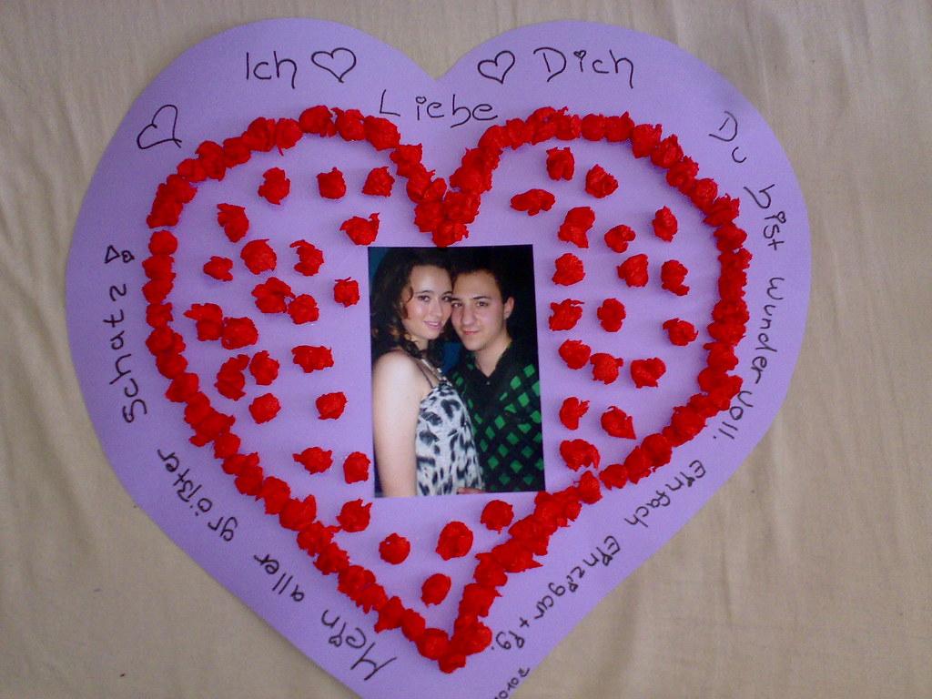 Mai Herz Von Schatz Danke Mein Schatz Ich Liebe Dich