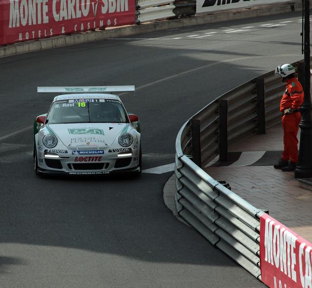 Sguardo Attento - Porsche Super Cup