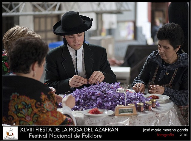 FIESTA ROSA DEL AZAFRAN - CONSUEGRA