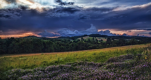 flowers clouds rural canon colorful farm scenic vivid fields imaging ultra sunsetclouds stormclouds ultravivid ultravividimaging