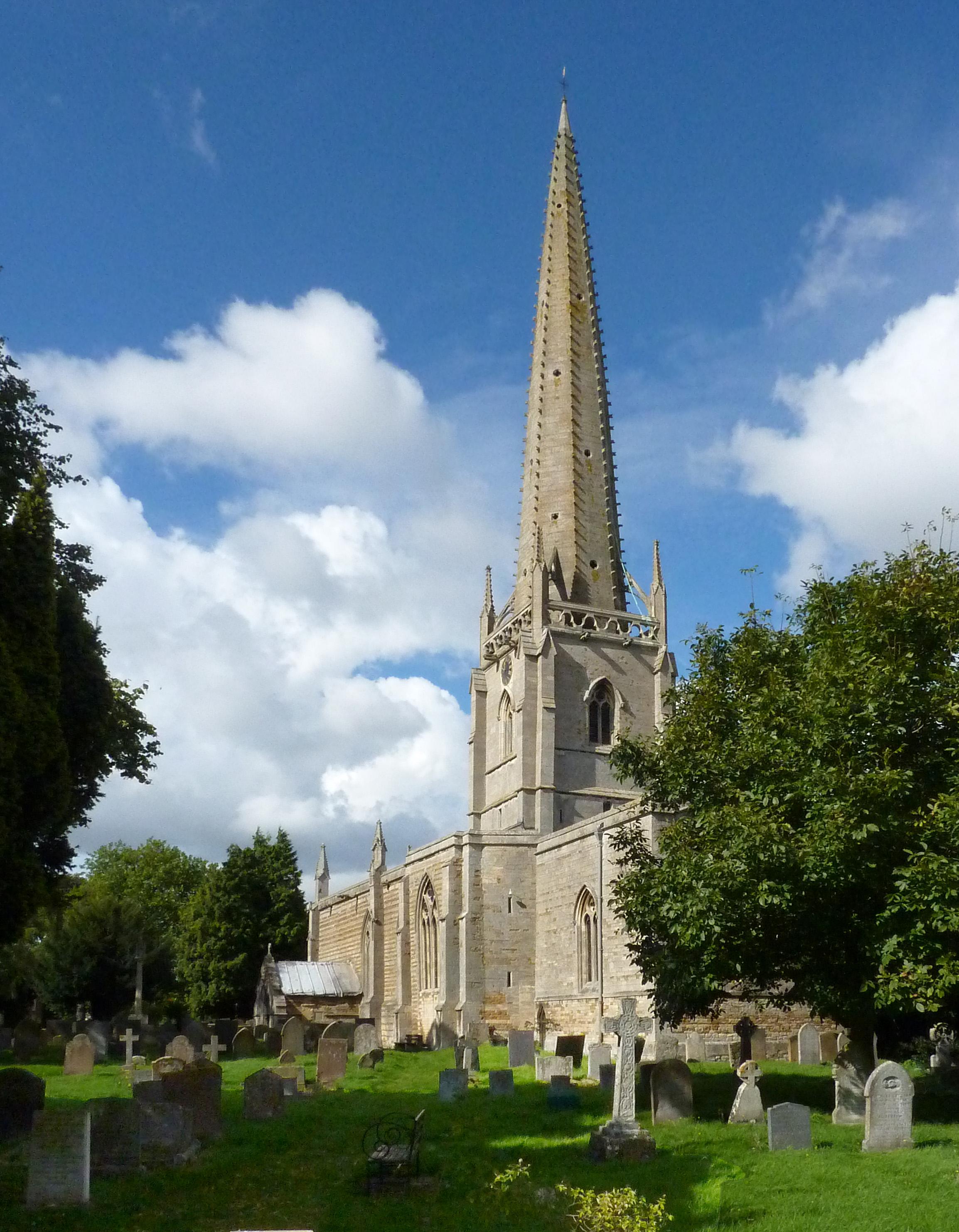 Caythorpe, St Vincent (c) Gordon Plumb
