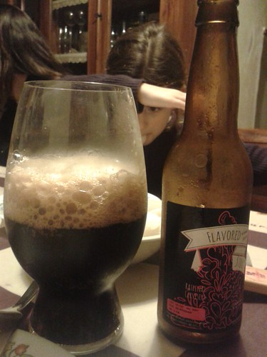 Ratpenat Cervesers Flavored Stout  Vanila Datil | by pep_tf