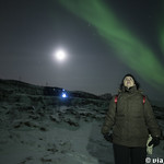 Viajefilos en Tromso, Auroras Boreales 017