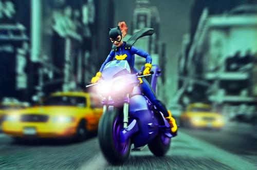 Batgirl of Burnside