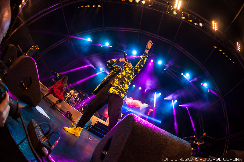 Sean Paul - Sumol Summer Fest '17