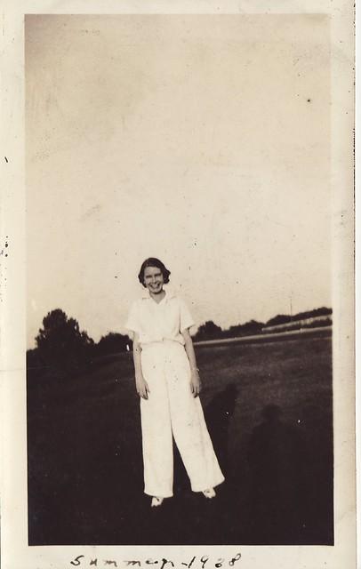 Neva Summer 1938