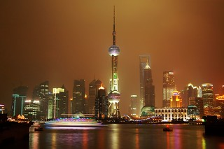 Shanghai - Pudong skyline | by cnmark