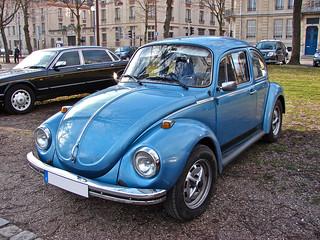 Volkswagen Coccinelle 1303 City