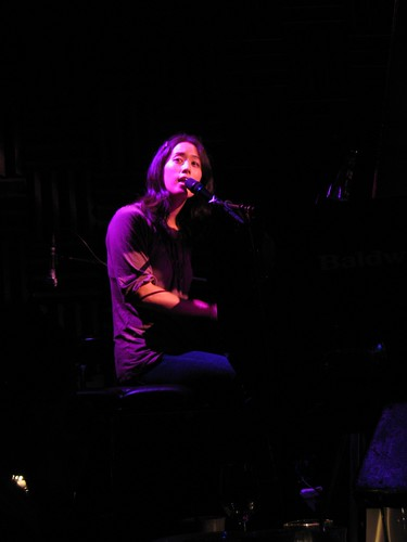Vienna Teng at Joe's Pub (2 of 3) | by mcurry
