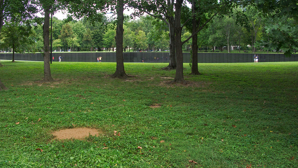7281 Vietnam Memorial, Washington, DC by John Prichard