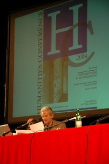 The Second International Conference on New Directions in the Humanities, 2004