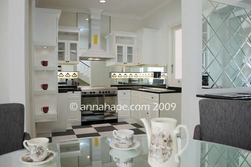 Foto Kitchen Set Desain Dapur Mewah Klasik Modern White K Flickr